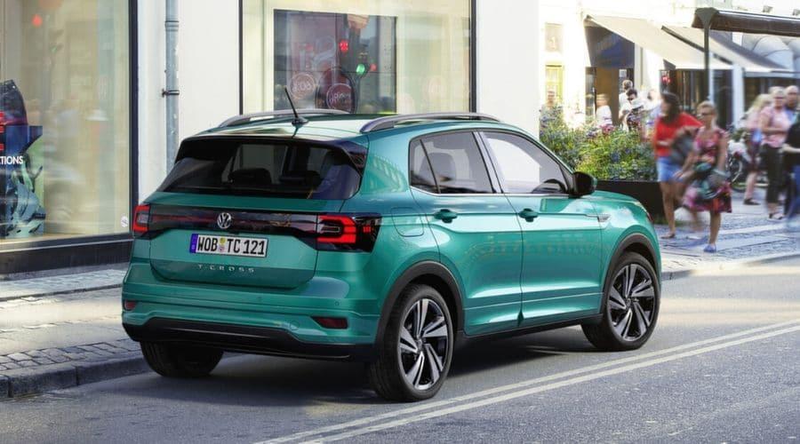 Familia y SUV Volkswagen