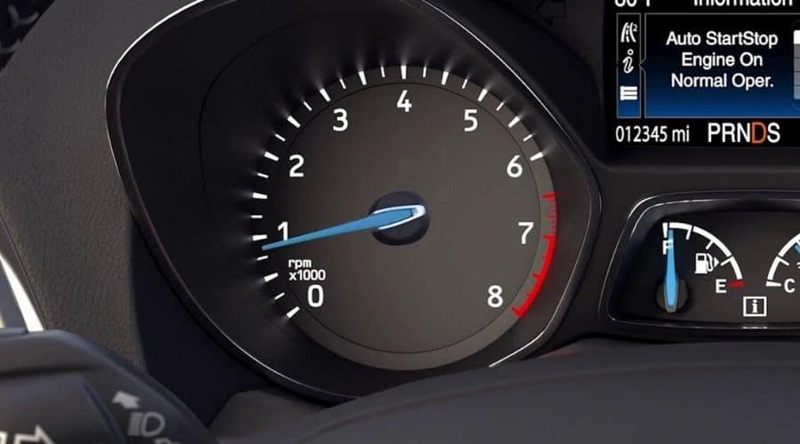 Sistema auto start stop en Ford