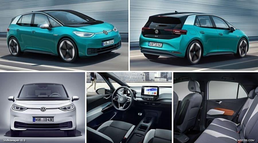 Volkswagen 2020 presenta nuevo vehículo