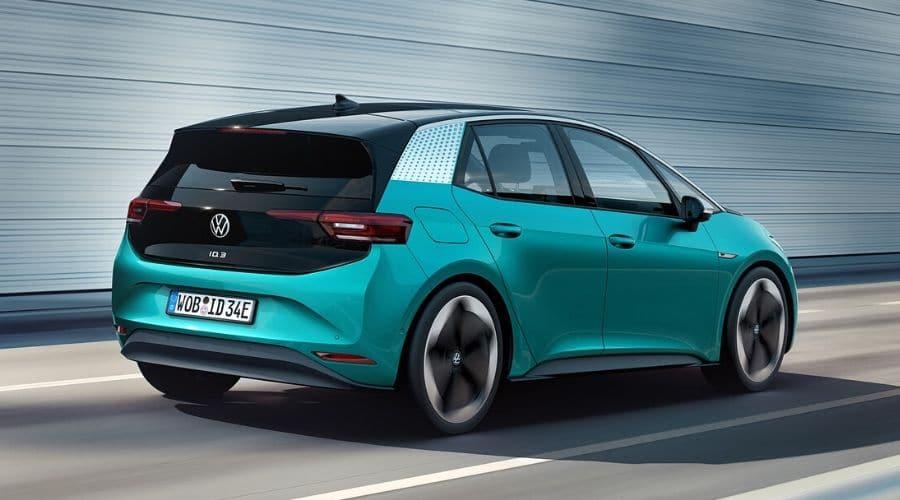 Cambios de Volkswagen 2020