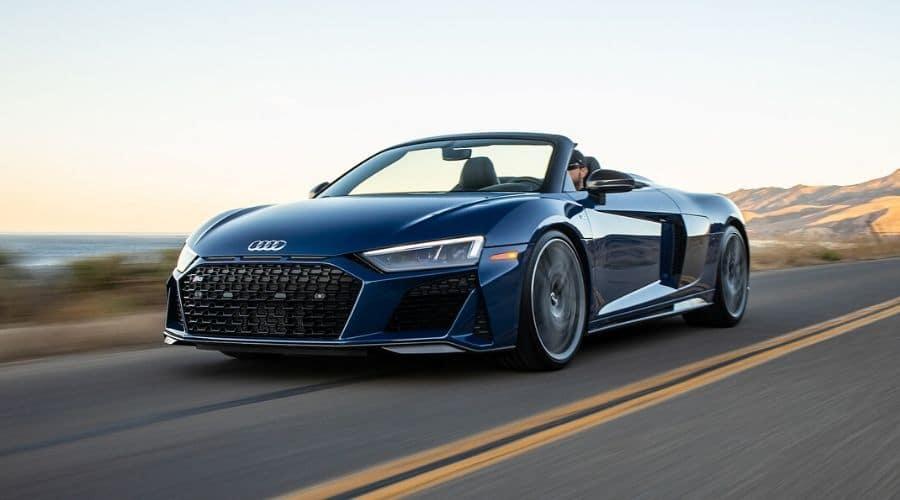 ¿Qué mejoras tiene Audi R8 2020?