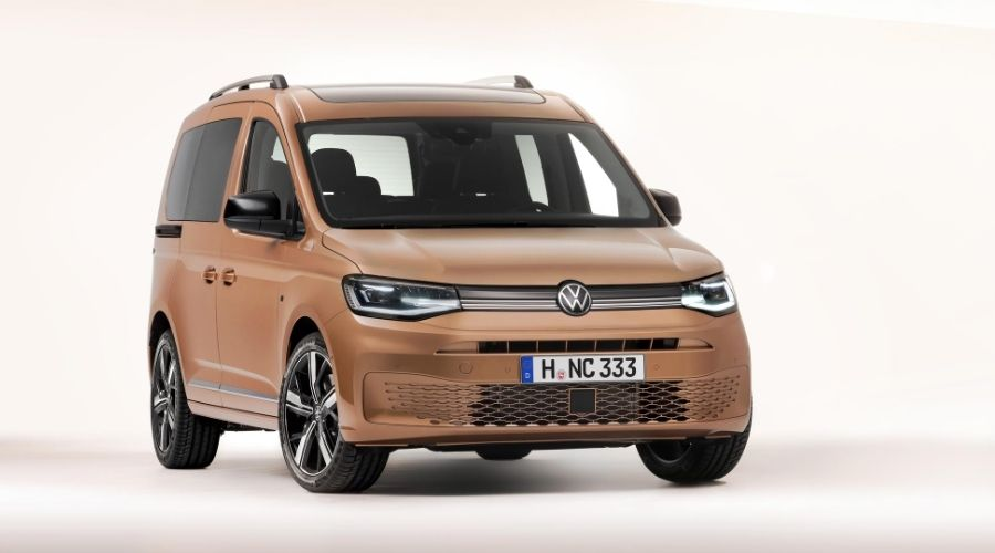 Conoce el Caddy 2021 de Volkswagen
