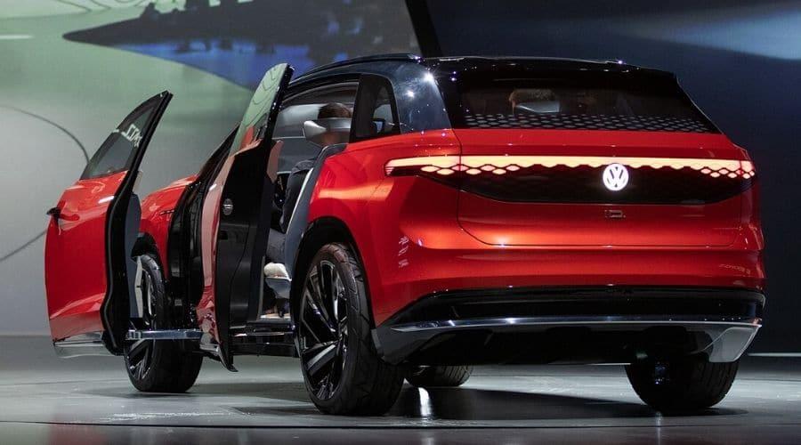 ID. ROOMZZ de Volkswagen