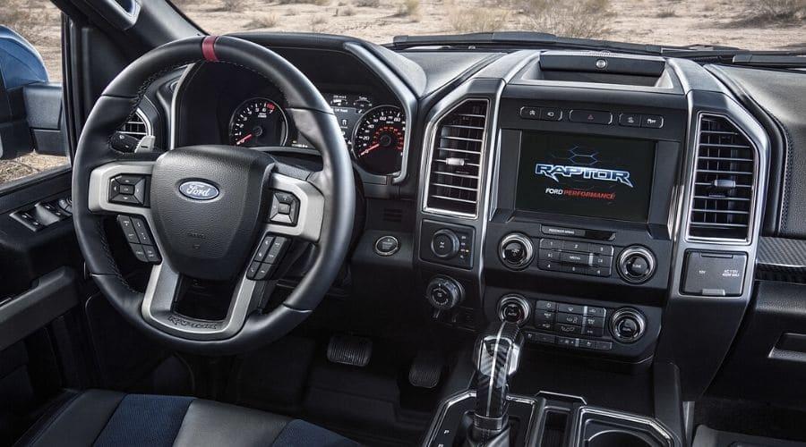 Trasmisión de 10 velocidades de Ford
