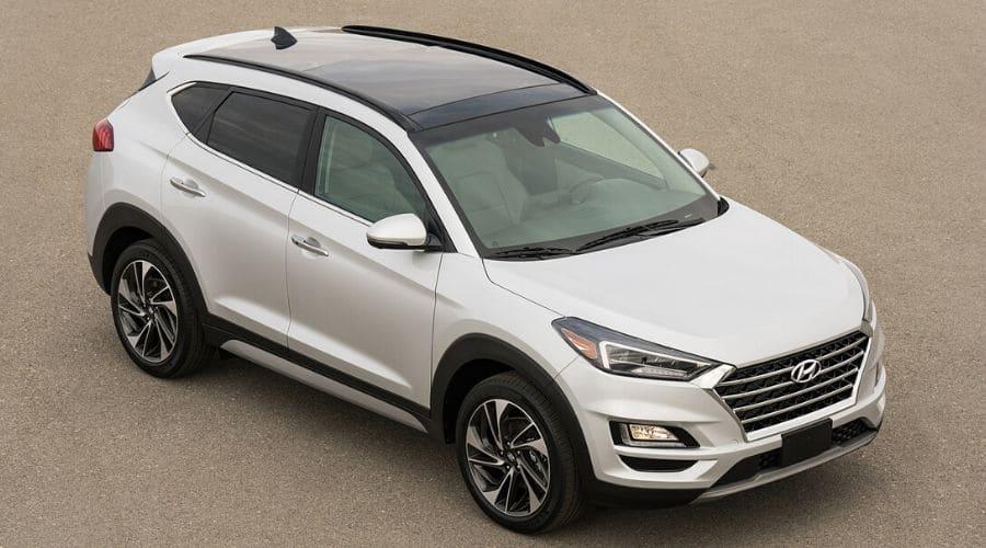 Maletero Hyundai Tucson