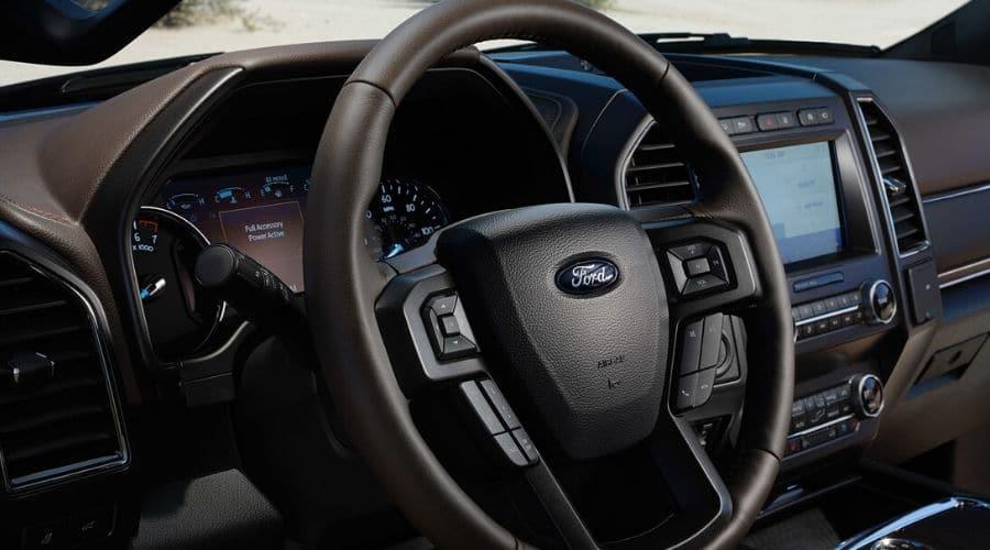 Tecnología Ford desde el timón