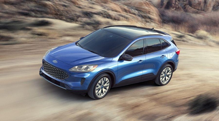 Vehículos seguros Ford: Sistemas de seguridad