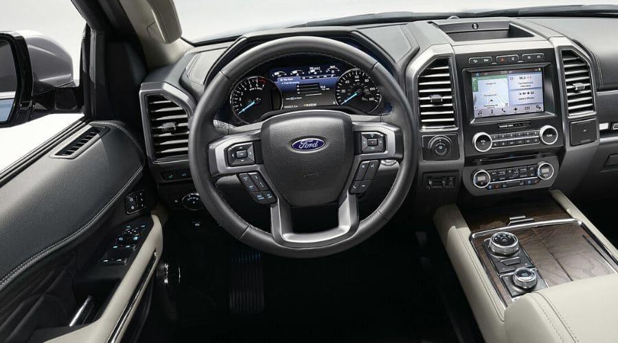 Vehículos seguros de Ford