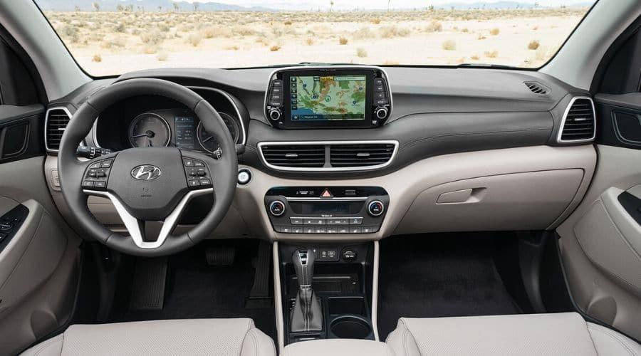 Seguridad SUV Hyundai Tucson