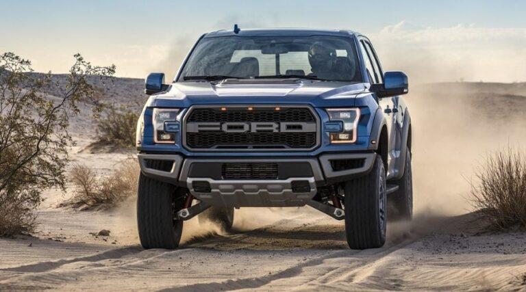 Diferencias de las pick-ups de Ford