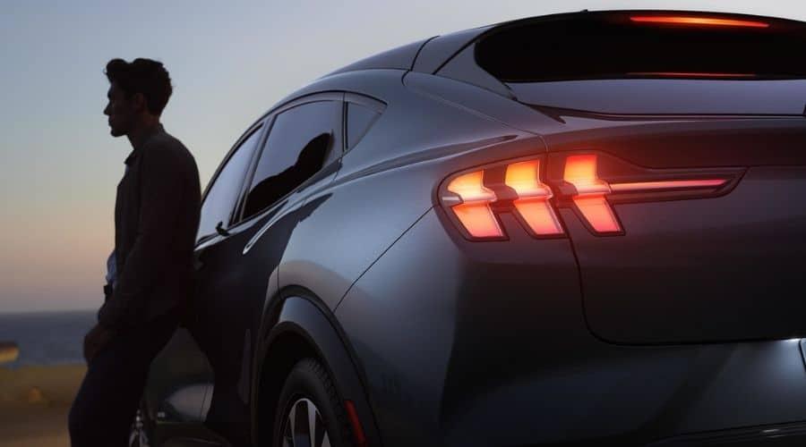 Ford Mustang Mach-E diseño exterior