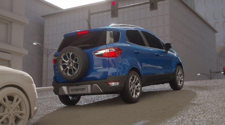Ventajas de Ford EcoSport