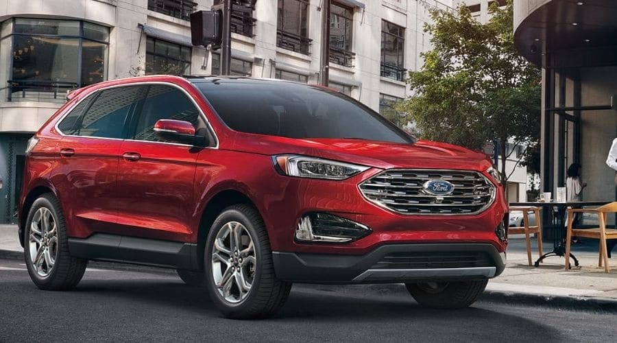 Ford Edge SEL en Colombia