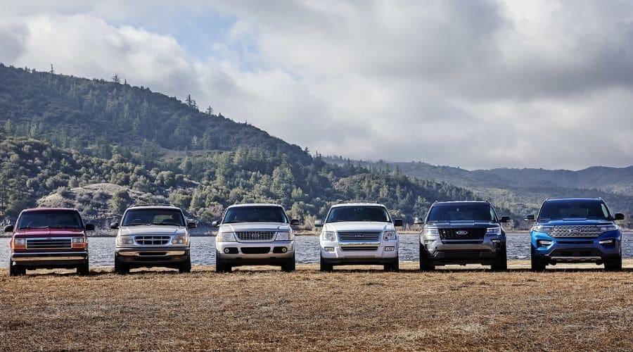 Mejores SUV: Ford Explorer