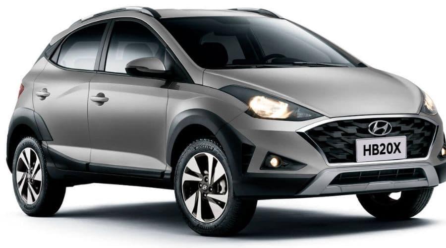 Carro compacto Hyundai Graviti