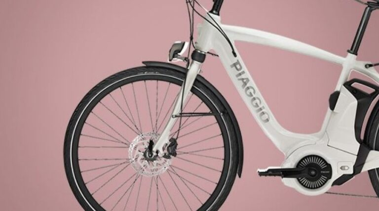 Bicicletas eléctricas de Piaggio