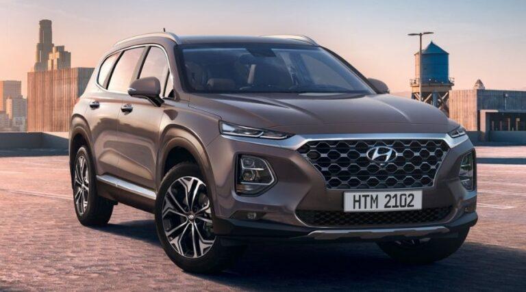 Camionetas nuevas: Hyundai Santa Fe 2021