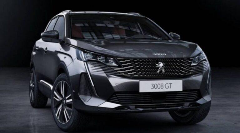 Llega el modelo 2021 del Peugeot 3008