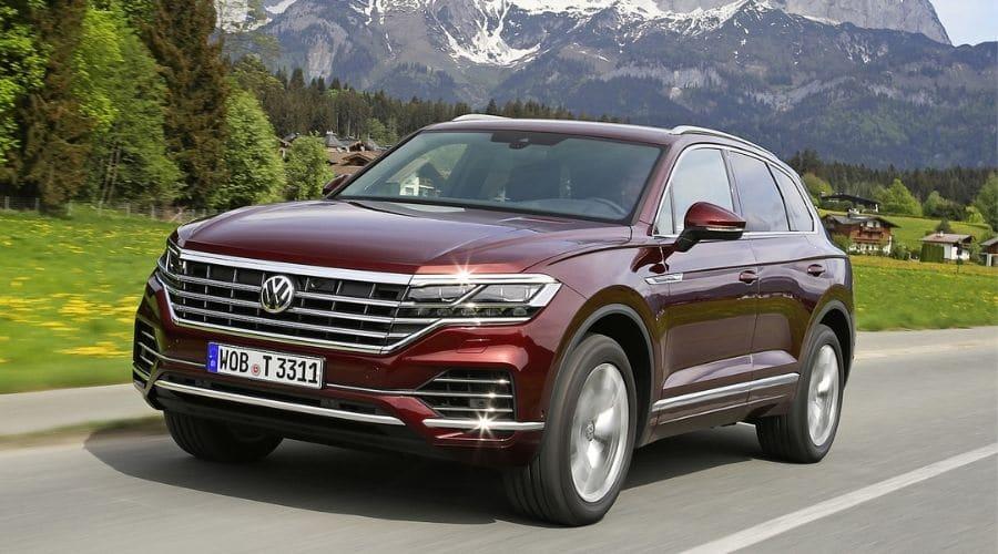 Destaca VW Touareg en Colombia