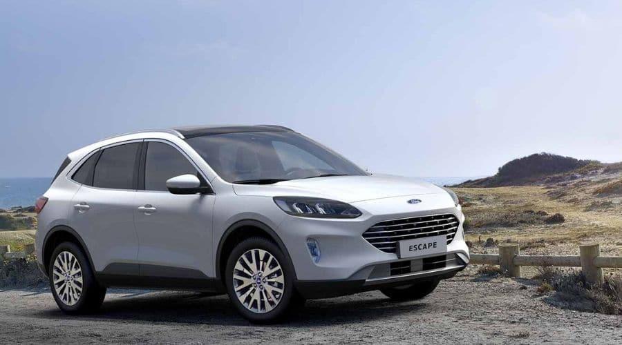 Ford Escape para 2021