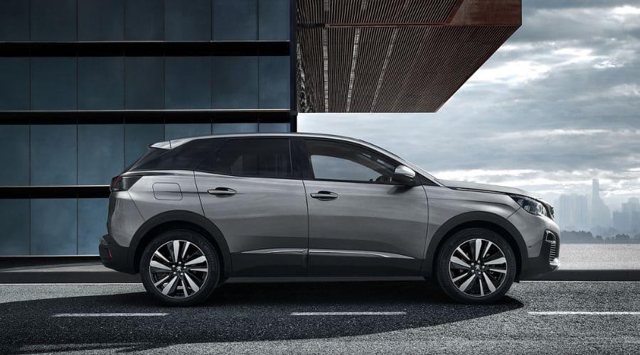 Peugeot 3008 para estrenar en 2021