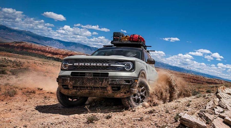 Nueva Ford Bronco Sport: Indomable y poderosa