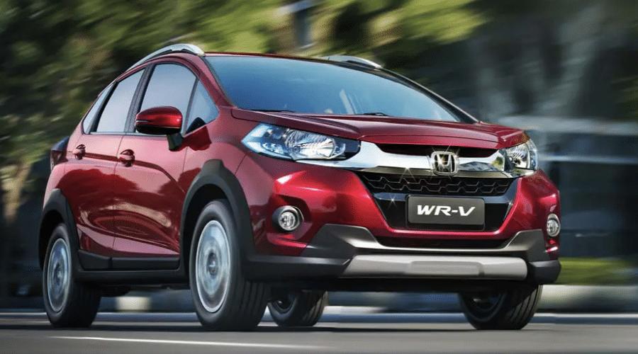 SUV's Honda para descubrir: WR-V