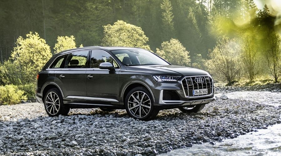 Audi 2021 viene con cambio generacional
