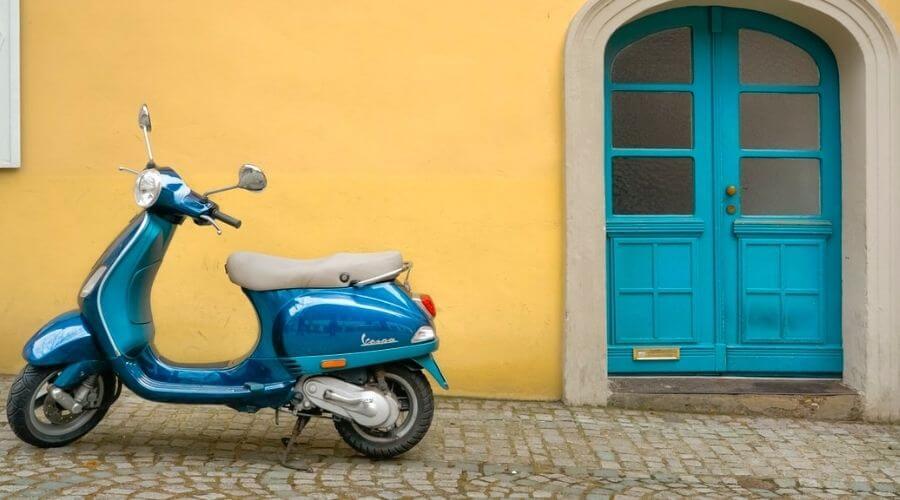 Motos Vespa: 5 Razones para Comprar Una