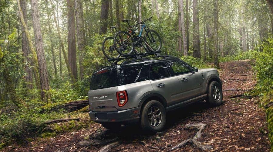 Nueva Ford Bronco: robusta y fuerte