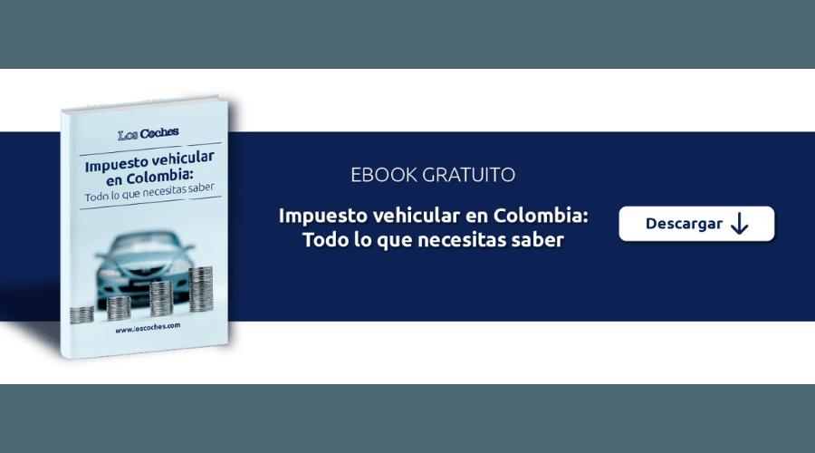 Ebook impuesto vehicular en Colombia
