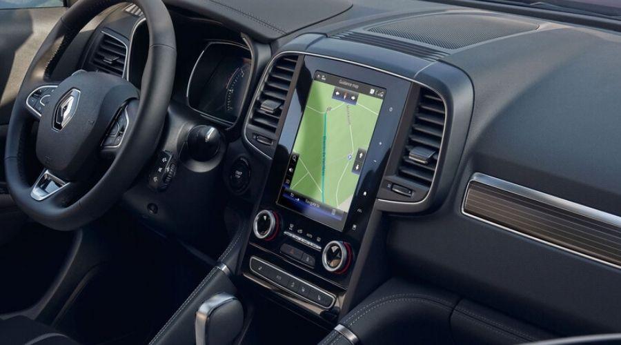 Conoce el interior de Renault Koleos 2021