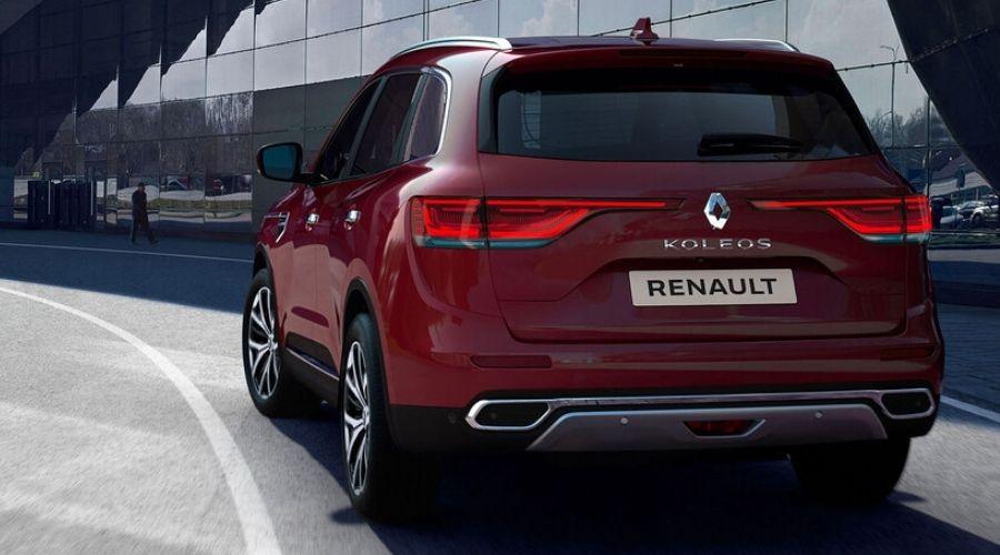 Nueva Renault Koleos 2021