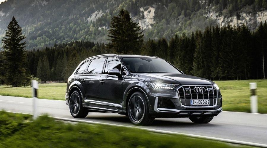 Audi Q7: camioneta deluxe para 7 pasajeros