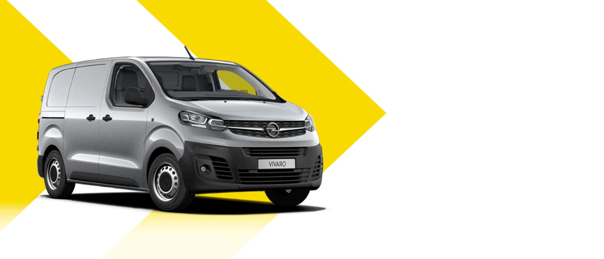 Opel Vivaro - Los Coches